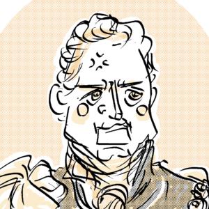 ウィリアム4世(のつもり)